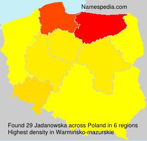 Jadanowska