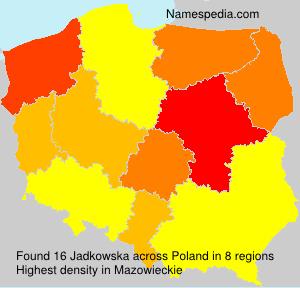Jadkowska