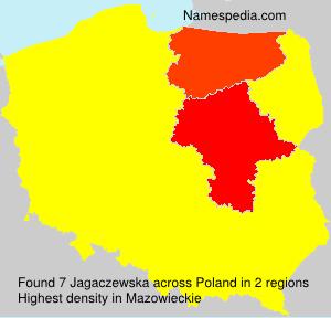 Jagaczewska
