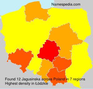 Jagusinska