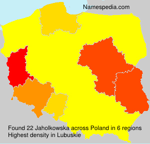 Jaholkowska