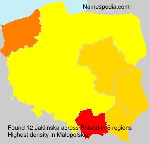 Jaklinska