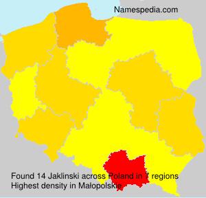 Jaklinski