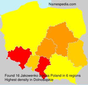 Jakowenko