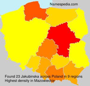 Jakubinska