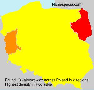 Jakuszewicz