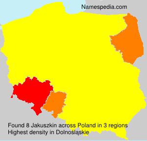 Jakuszkin