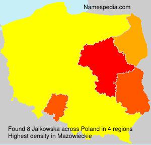 Jalkowska