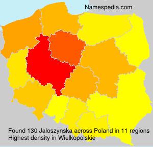Jaloszynska