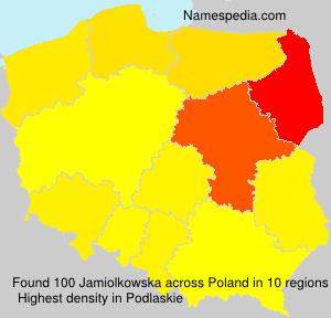 Jamiolkowska