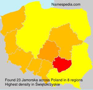 Jamorska