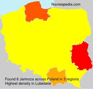 Jamroza