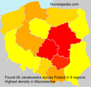 Janakowska
