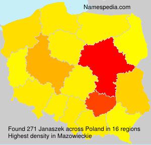Janaszek