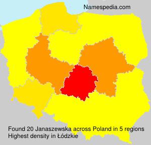 Janaszewska