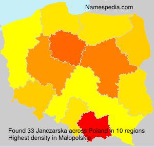 Janczarska