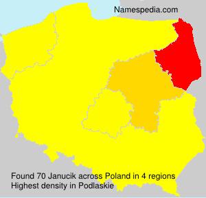 Janucik - Poland