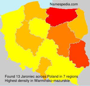 Jaroniec