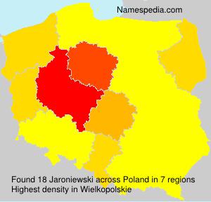 Jaroniewski