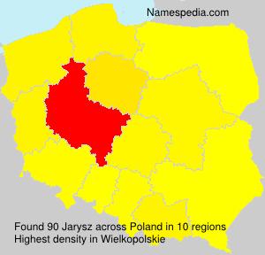 Jarysz