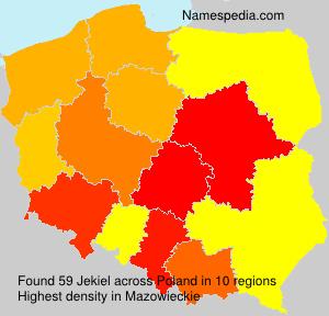 Jekiel - Poland