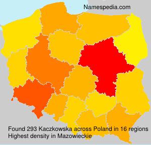 Kaczkowska
