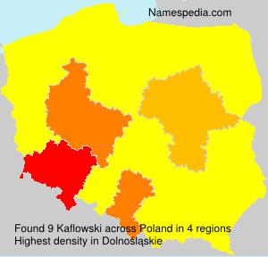 Kaflowski