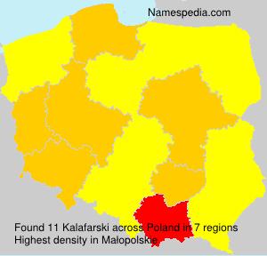 Kalafarski