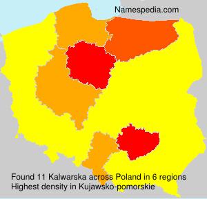 Kalwarska - Poland