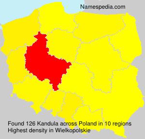 Kandula - Poland