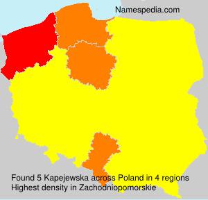 Kapejewska