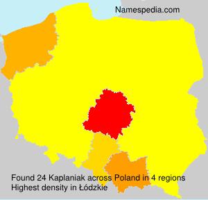 Kaplaniak