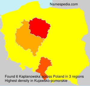 Kaplanowska