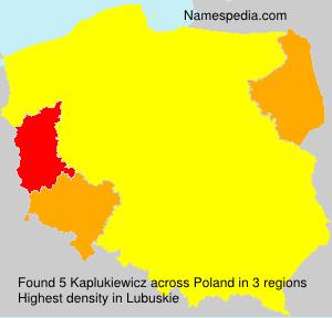 Kaplukiewicz