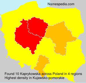 Kaprykowska