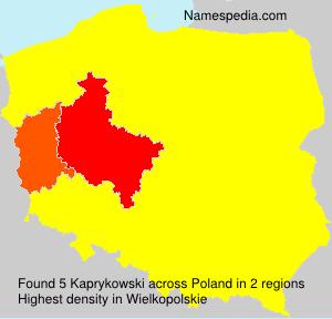 Kaprykowski