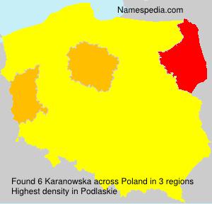 Karanowska