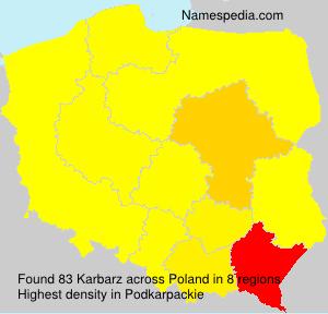 Karbarz