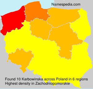 Karbowinska