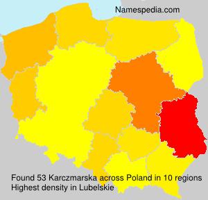 Karczmarska