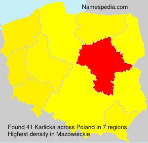 Karlicka
