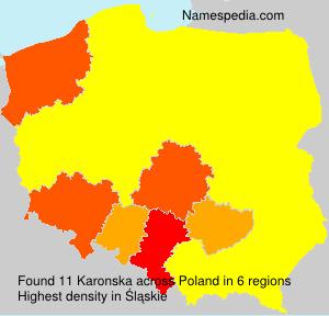 Karonska