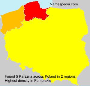 Karszna