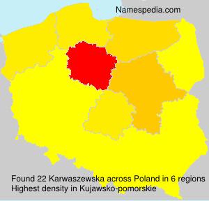 Karwaszewska