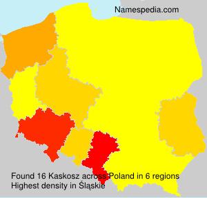 Kaskosz