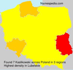 Kaslikowski