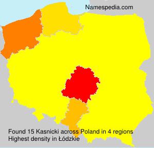 Kasnicki