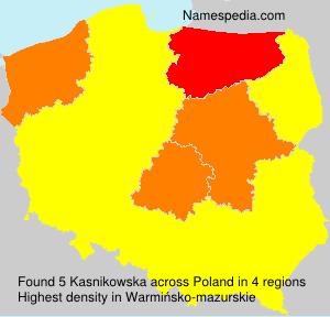 Kasnikowska