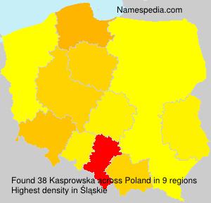 Kasprowska
