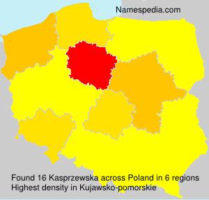 Kasprzewska